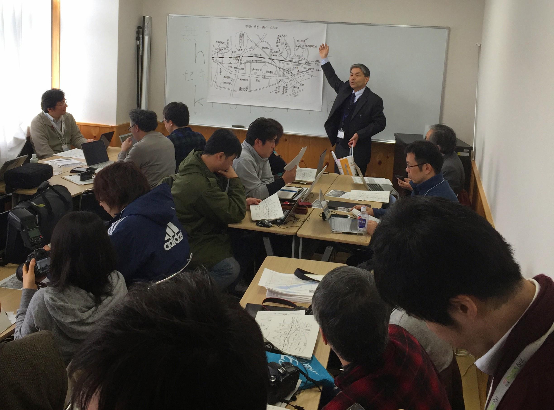 橋本市図書館 宮井館長さんのお話