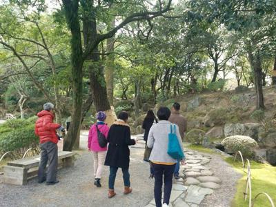 和歌山公園 紅葉渓庭園